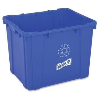 Genuine Joe 14-Gallon Recycling Bin (12 Each)