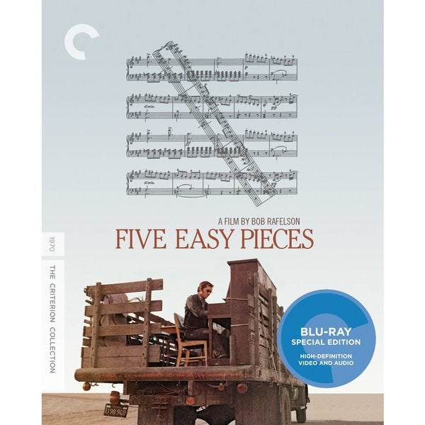 Five Easy Pieces (Blu-ray Disc) 15115143