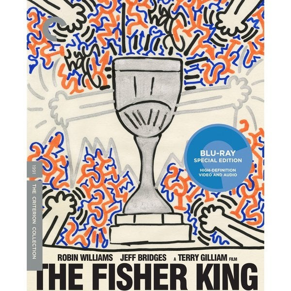 The Fisher King (Blu-ray Disc) 15115147
