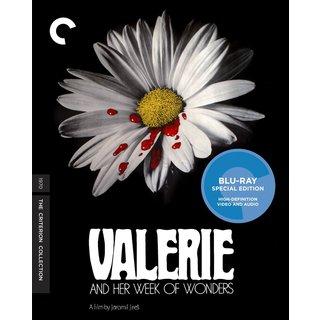 Valerie And Her Week Of Wonders (Blu-ray Disc)