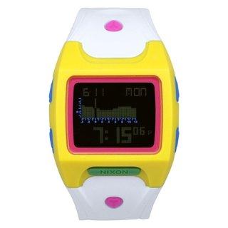 Nixon Men's A530-377 'Lodown' White Silicone Watch