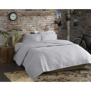 Eco Weave Darren 3-piece Coverlet Set