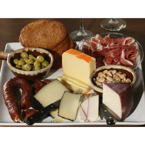 A Little Bit of Spain Cheese Gift Set