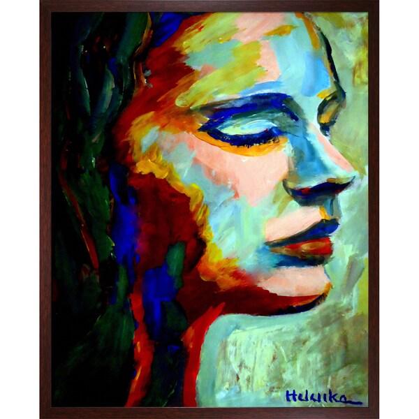 Helena Wierzbicki Deep Silence Fine Art Print