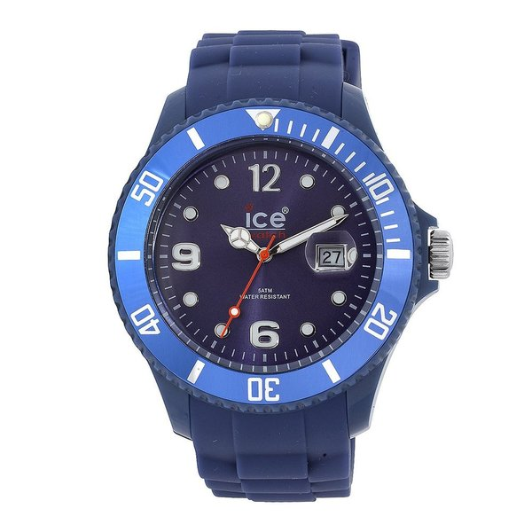 Ice Watch Unisex SIMNUS10 'Winter' Blue Silicone Watch