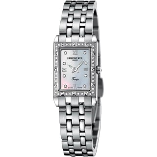 Raymond Weil Women's 5971-STS-00995 'Tango' Stainless Steel Watch