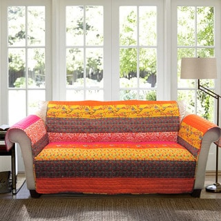 Lush Decor Royal Empire Sofa Furniture Protector Slipcover