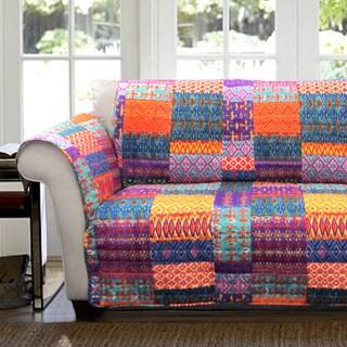 Lush Decor Misha Loveseat Furniture Protector Slipcover