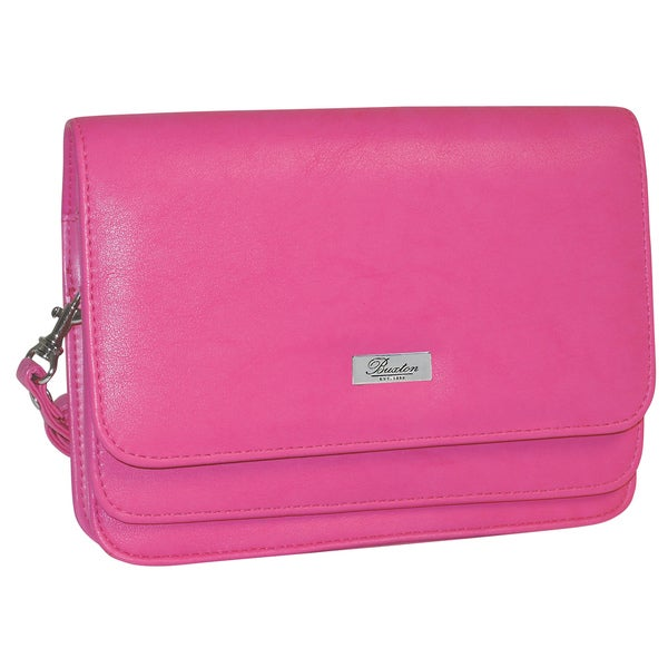 Buxton Double Flap Mini Bag