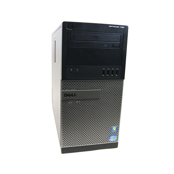 Dell OptiPlex 790 MT 3.1GHz Intel Core i5 4GB RAM 500GB HDD Computer (Refurbished)