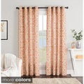 Victoria Classics York 84-Inch Grommet Top Curtain Panel