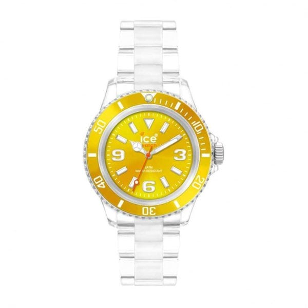 Ice Watch Unisex CLYWUP09 'Classic' White Plastic Watch