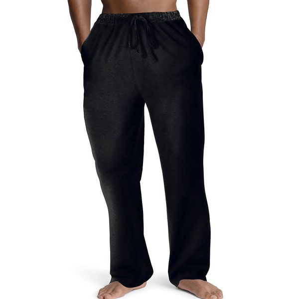 Hanes Men's ComfortSoft Jersey Cotton Lounge Pants