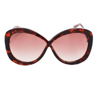 Tom Ford FT 0226 52F Margot Havana Designer Women's Sunglasses