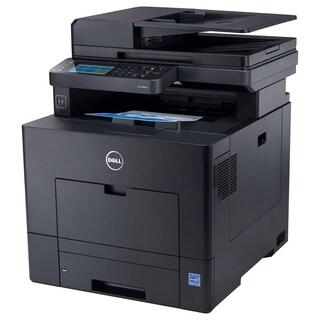 Dell C2665DNF Laser Multifunction Printer - Color - Plain Paper Print