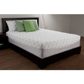 Comfort Memories 12-inch Full-size Mini Coil and Memory Foam Hybrid Mattress