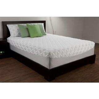 Comfort Memories 12-inch Full-size Mini Coil and Memory Foam Hybrid Mattress
