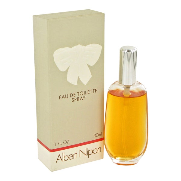 Albert Nipon Women's 1-ounce Eau de Toilette Spray