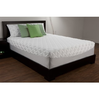 Comfort Memories 12-inch Queen-size Mini Coil and Memory Foam Hybrid Mattress