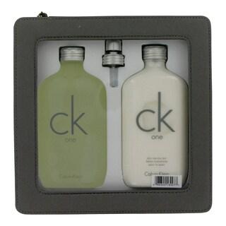 Calvin Klein CK One Women's Gift Set