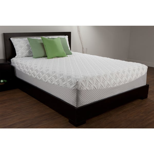 Comfort Memories 12-inch King-size Mini Coil and Memory Foam Hybrid Mattress