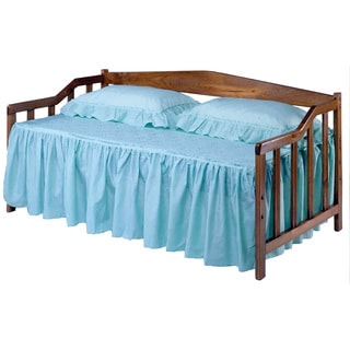 Honey Pine Finish Country Daybed Frame Only