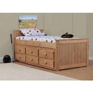 Bernards Saddlebrook Captain's Bed with Storage