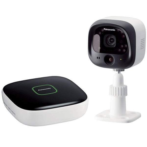 Pansonic KX-HN6001W DIY Wireless Home Baby Monitor Kit