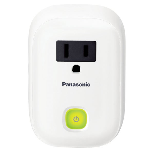 Panasonic KX-HNA101W Smart Plug for Home Monitoring System