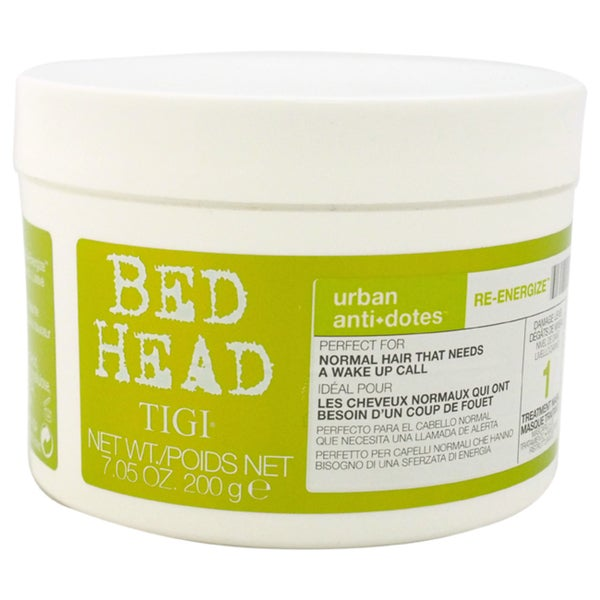 TIGI Bed Head Urban Antidotes Re-Energize 7.05-ounce Treatment Mask