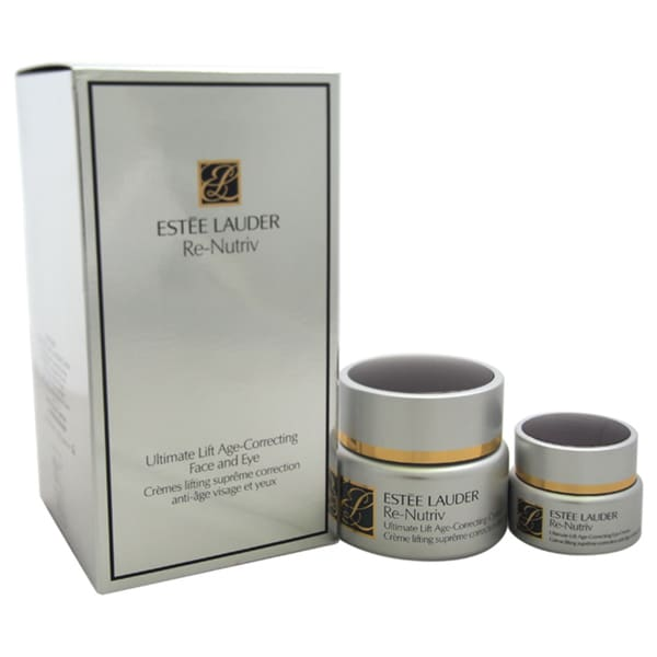 Estee Lauder Re-Nutriv Ultimate Lift Age-correcting Face and Eye Set