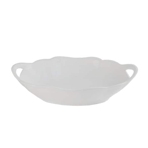 American Atelier 13-inch Ruffle Bowl