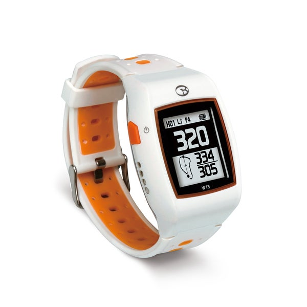 GolfBuddy WT5 Feature-Rich Golf GPS Watch