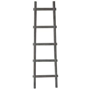 60-inch Decorative Wooden Ladder