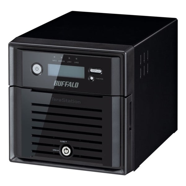 BUFFALO TeraStation 5200 2-Drive 4 TB Desktop NAS for Small/Medium Bu