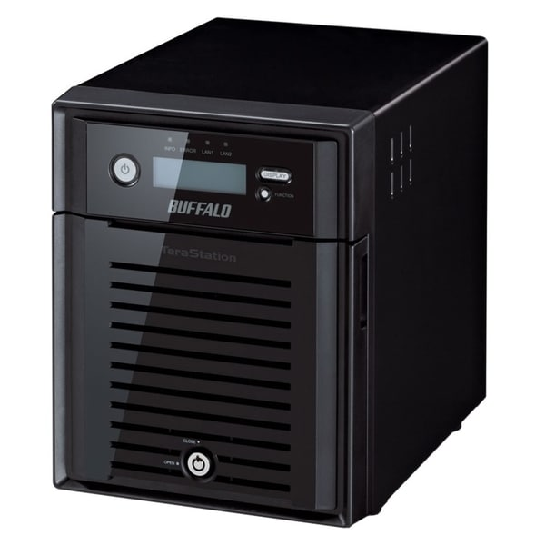 BUFFALO TeraStation 5400 4-Drive 8 TB Desktop NAS for Small/Medium Bu