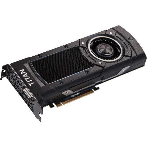 EVGA GeForce GTX TITAN X Graphic Card - 1 GHz Core - 1.08 GHz Boost C