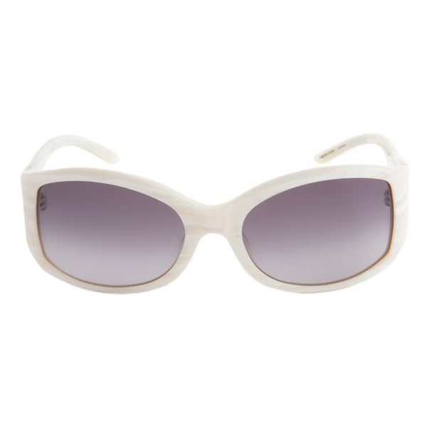 Celine Dion CD5504-WH Marble Cream Sunglasses
