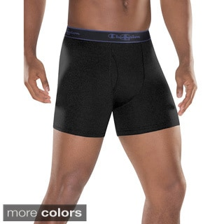 Champion Active Performance Regular Boxer Brief 3-Pack