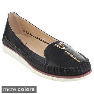 MACHI LULU Women's Casual Slip On Flats
