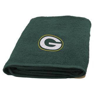 NFL Packers Applique Bath Towel