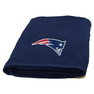 NFL Patriots Applique Bath Towel