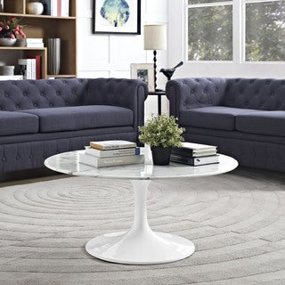 Lippa 36-inch Marble Table