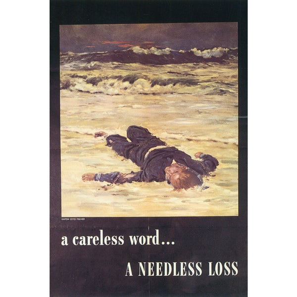 Marmont Hill Art Collective 'A Needless Loss' Canvas Art