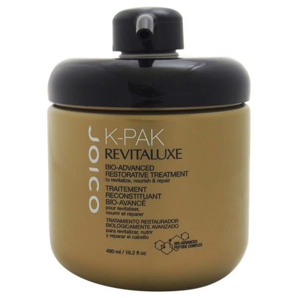 Joico K-Pak Revitaluxe Bio-Advance 16.2-ounce Restorative Treatment