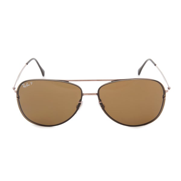 Ray-Ban RB 8052 158/83 Aviator Polarized Sunglasses