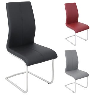 Berkeley Stainless Steel Dining Chairs