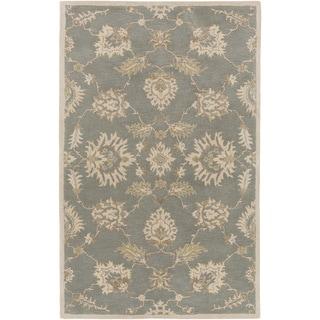 Hand-Tufted Watton Floral Wool Rug (9' x 12')