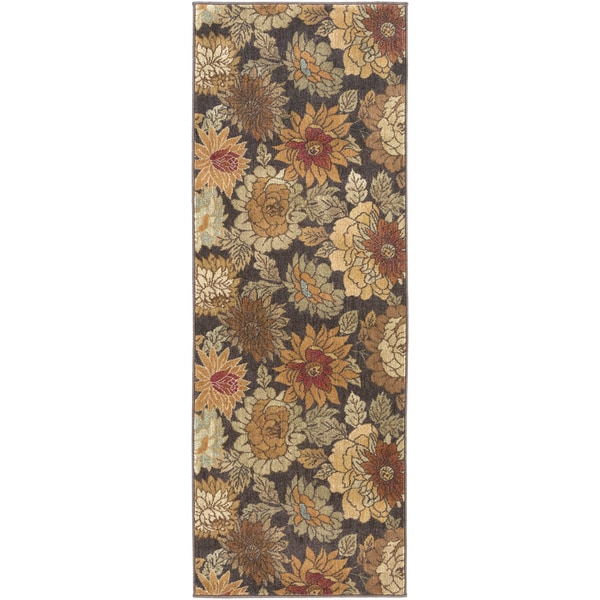 Meticulously Woven Clare Floral Rug