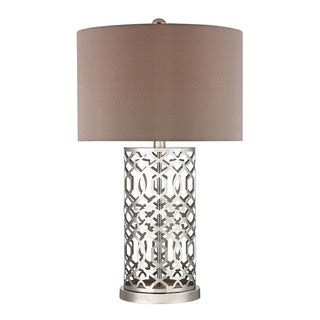 Metal 1-light Table Lamp